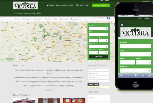 victoria properties lt